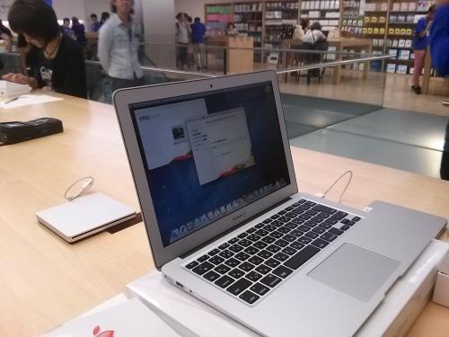 ITに苦手意識があるからこそアップル製品(Mac、iPad、iPhone)という選択肢。
